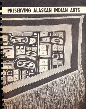 Preserving Alaskan Indian Arts 1967
