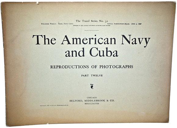 American Navy & Cuba Photographs 1898