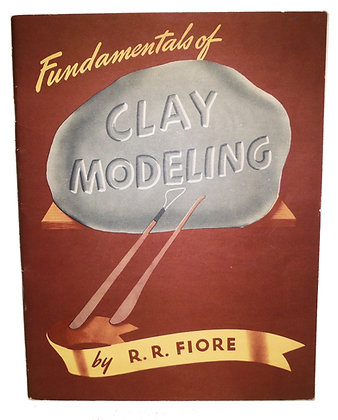 Clay Modeling by Rosario R. Fiore 1946