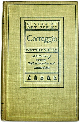 CORREGGIO (A Collection of Fifteen Pictures) 1901