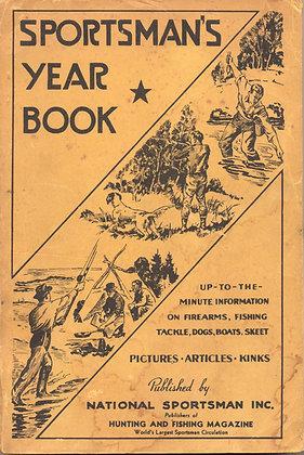Sportsman's Year Book 1940