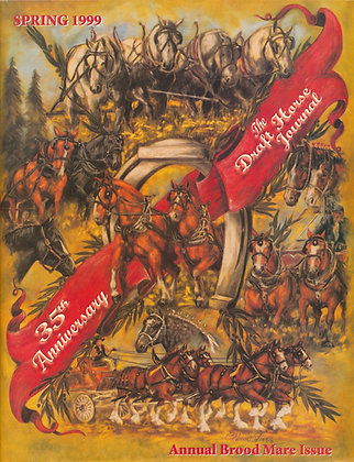 Draft Horse Journal Spring 1999