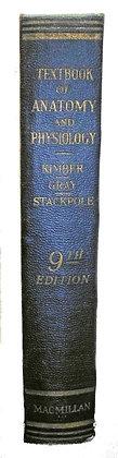 Textbook of Anatomy & Physiology (9th Ed.) Phenomena of Life 1936