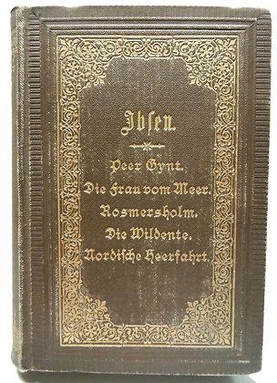 Henrik Ibsen's Gesammelte Werke #3 (German)