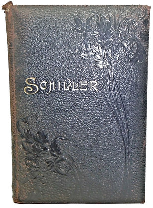 The Poems of Schiller (ca. 1880)