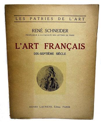 Les Patries De L'Art Francais 1925 (French)