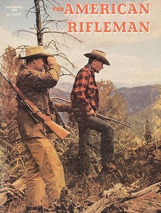 American Rifleman September 1969