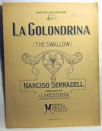 LA GOLONDRINA (THE SWALLOW) 1927