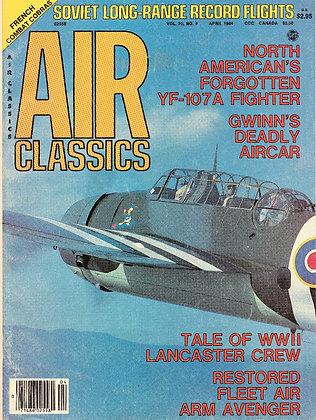 Air Classics (April 1984)