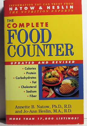The Complete Food Counter (Better Health for 2003)