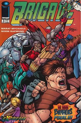 Brigade, #3 - 1993