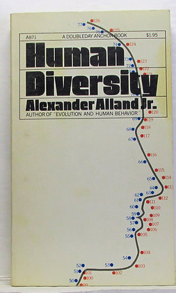 Human diversity Alexander Alland