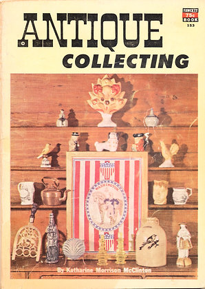 Antique Collecting Fawcett 1951
