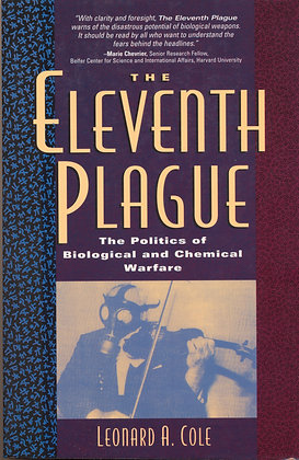 The Eleventh Plague by Leonard A. Cole 1998