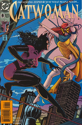 Catwoman, #8