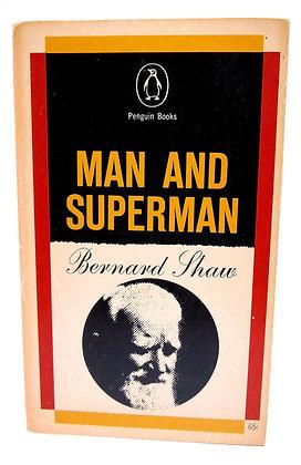 Man & Superman (play) Bernard Shaw 1952