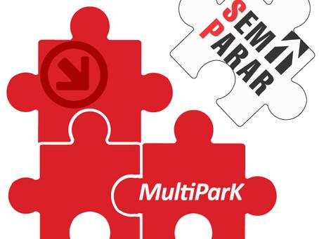 Sem Parar e MultiPark se tornam parceiros nos estacionamentos da rede pelo Brasil