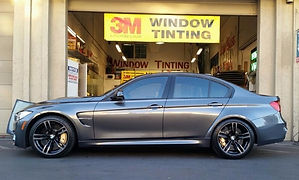 window tint, window film, window tinting san jose