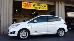 Ford CMax in 3M colorstable plus Expel luxury clearbra
