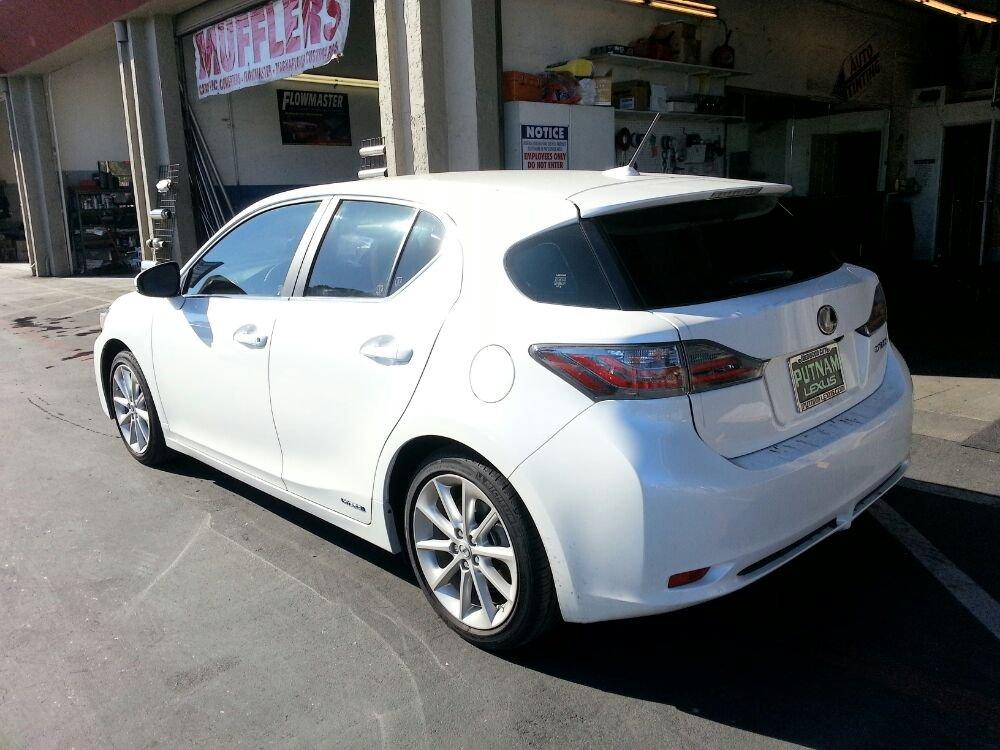 New Lexus hybrid in 3M