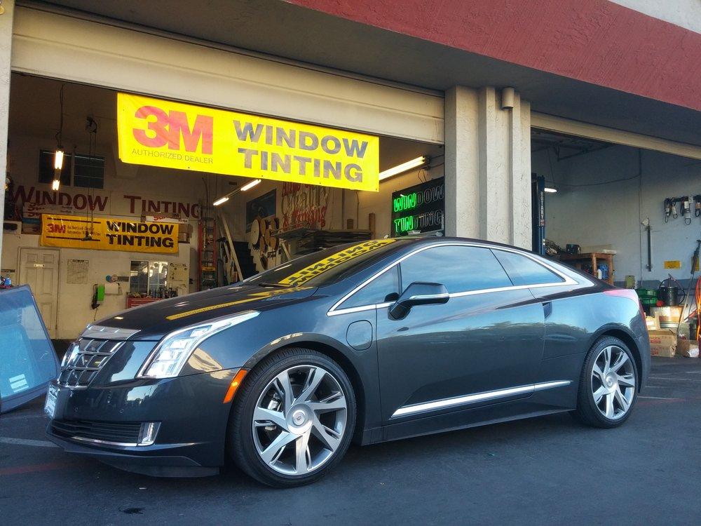 3M Color Stable on 2015 Cadillac ELR