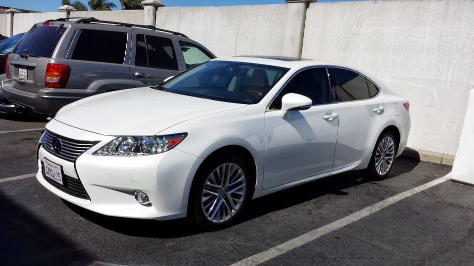 3M Color Stable on new Lexus ES