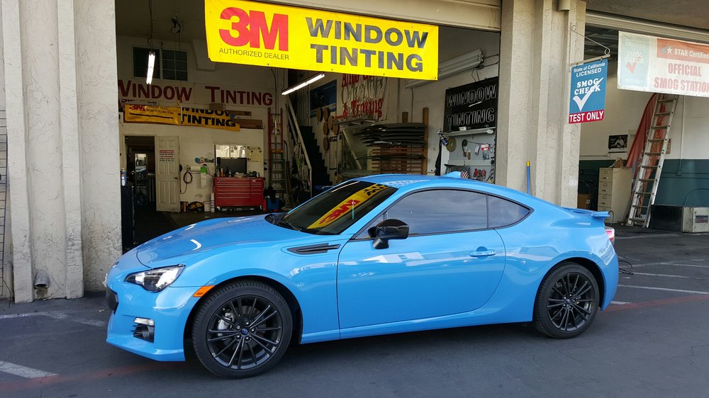 New color BRZ looks awesome in 3M film