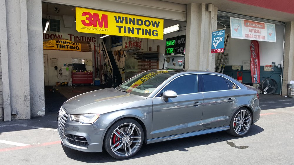 Audi S3 3M color stable 20/35 combo