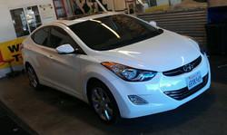 Hyundai Elantra 5% rear