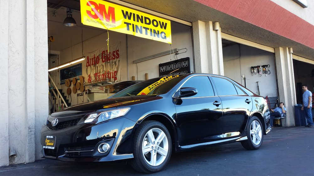 2013 Camry 3M Colorstable tint