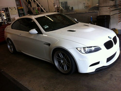 M3 with 35% tint