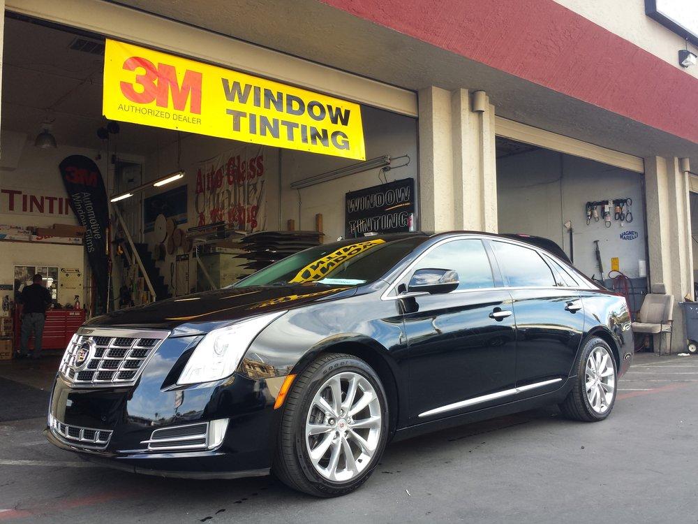 Cadillac in 3M film