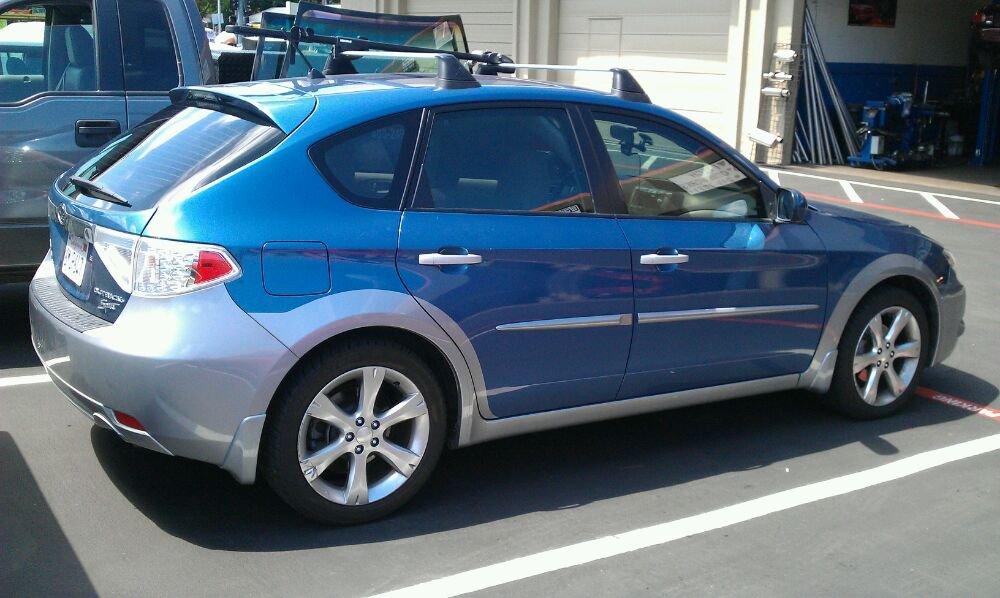Subaru outback 35%