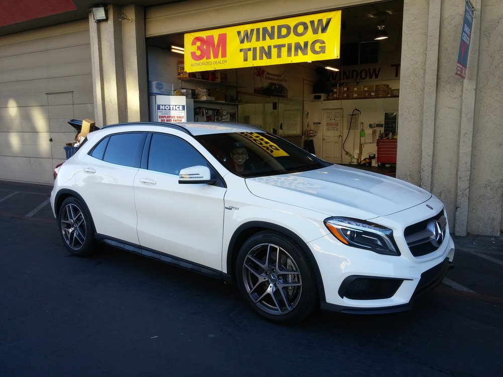Mercedes GLA AMG Color stable 20/35
