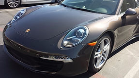 clear bra paint protection film san jose bay area