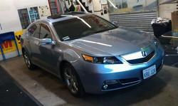 2012 Acura TL 20%
