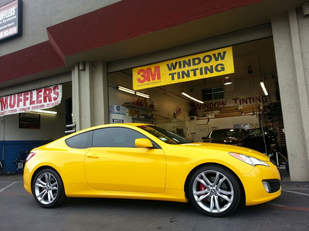 3M tint to match 3M clearbra