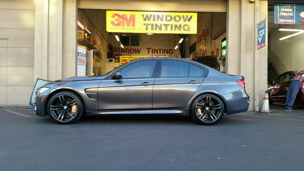 2015 M3 Twin turbo Crystalline 40 all around