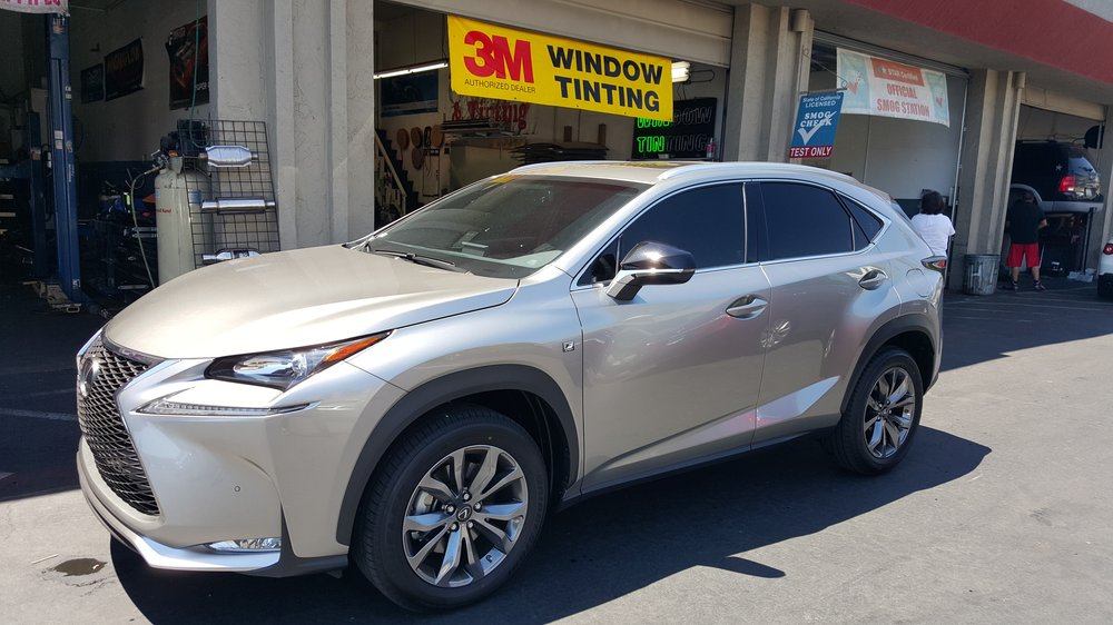 2016 Lexus NX in 3M Color Stable
