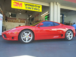 3M Crystalline films with stock look but high heat and IR rejection