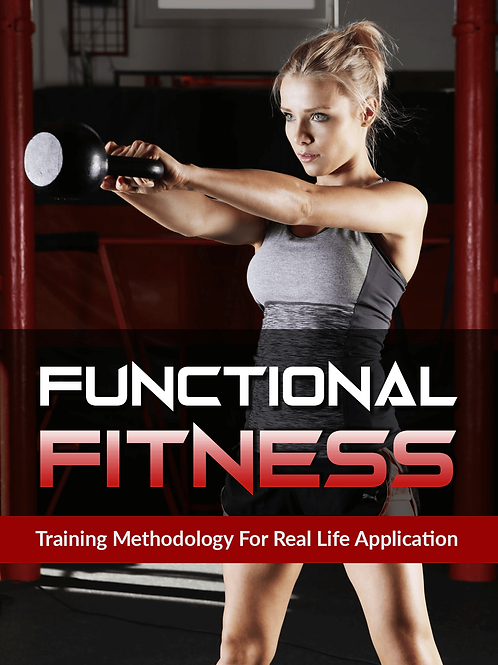 FUNCTIONAL FITNESS FOR LIFE