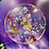 Thumbnail: Amethyst Crystal Floating Flower Coaster
