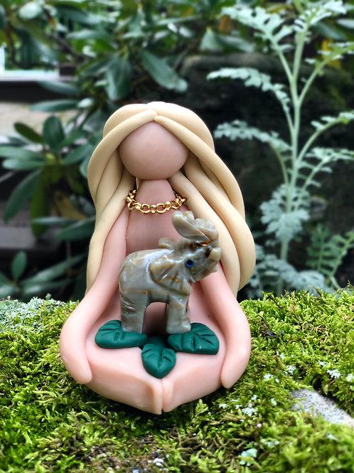 Spirit Elephant Goddess