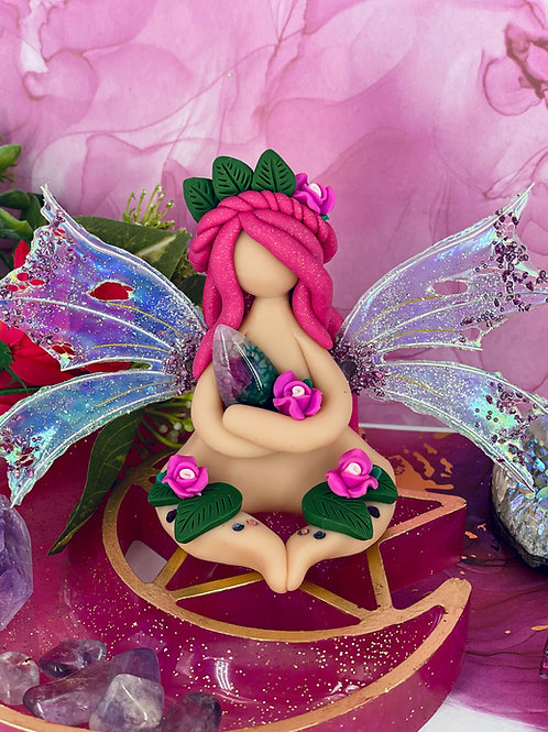 Dragon Scale Forest Fairy