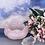 Thumbnail: Rose Quartz Lotus Flower Candle Holder