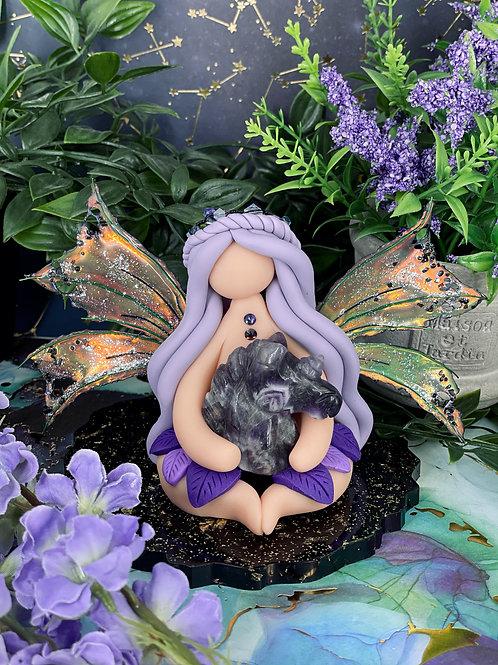 Amethyst Unicorn Forest Fairy