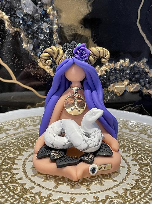 Aries Zodiac Goddess Limited Edition