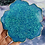 Thumbnail: Blue Aura Goddess Coaster
