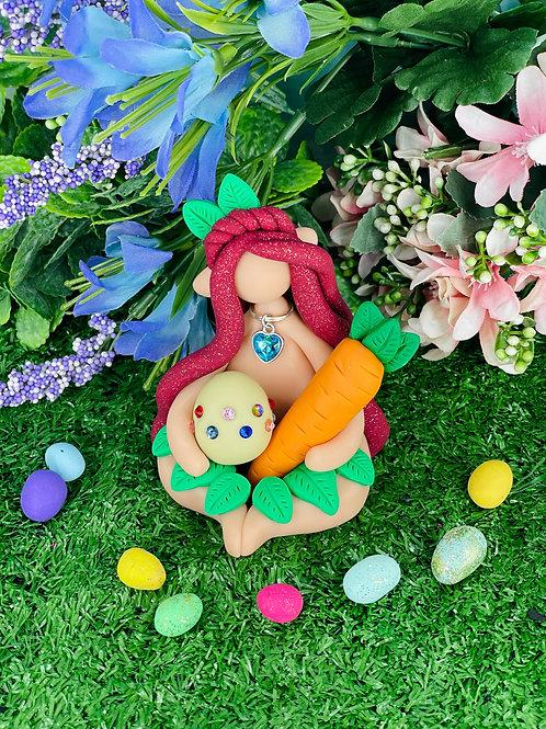 Rabbit Hunter Forest Elf - Easter Collection