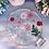 Thumbnail: Rose Quartz Floating Flower Coaster